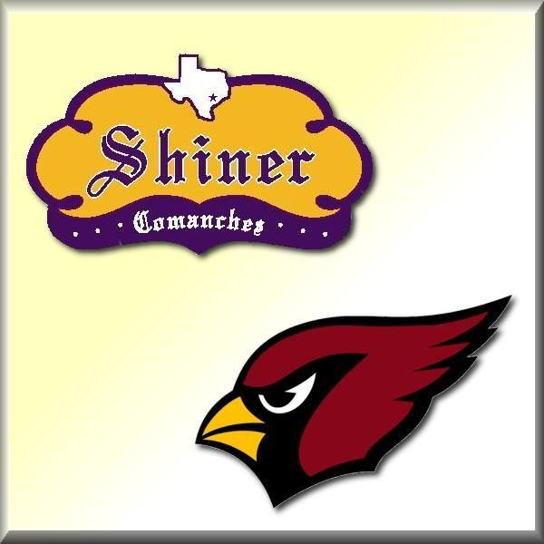 Shiner Comanches & St. Paul Cardinals Emblems