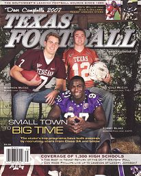 Dave Campbell's 2006 Texas Football Magazine